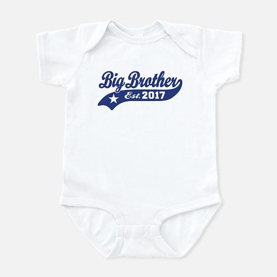 Big Brother Est. 2017 Infant Bodysuit