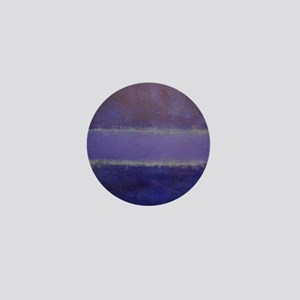 Shades of Purples rothko copy_ Mini Button (10 pac