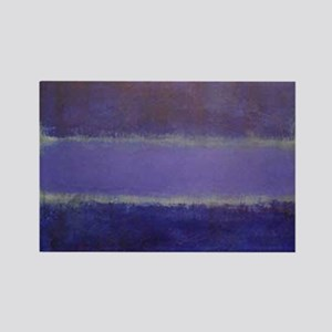 Shades of Purples rothko copy_ Magnets