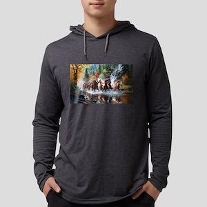 Wild Creek Run Long Sleeve T-Shirt