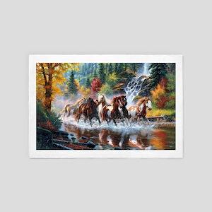 Wild Creek Run 4' x 6' Rug