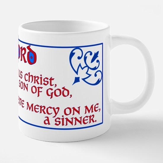 The Jesus Prayer Mugs