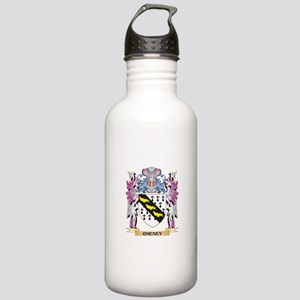 Cheney Coat of Arms (F Stainless Water Bottle 1.0L