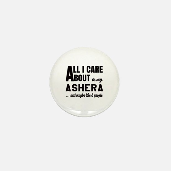 All I care about is my Ashera Mini Button