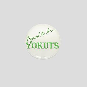 Yokuts Mini Button