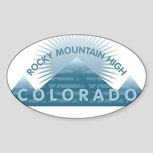 Colorado - Rocky Mountain High Sticker