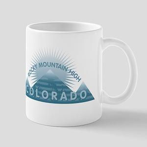 Colorado - Rocky Mountain High Mugs
