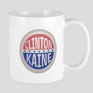 Clinton Kaine 2016 Mugs