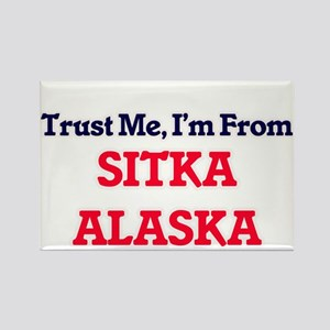 Trust Me, I'm from Sitka Alaska Magnets