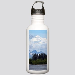 Denali, forest, river, Stainless Water Bottle 1.0L