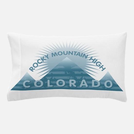 Colorado - Rocky Mountain High Pillow Case