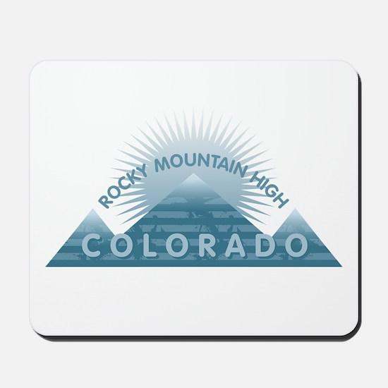 Colorado - Rocky Mountain High Mousepad