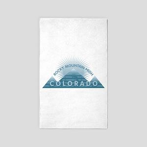 Colorado - Rocky Mountain High Area Rug