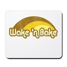 Wake 'n Bake Mousepad