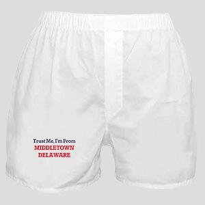 Trust Me, I'm from Middletown Delawar Boxer Shorts