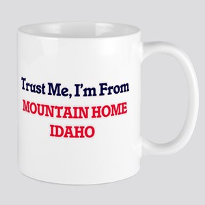 Trust Me, I'm from Mountain Home Idaho Mugs