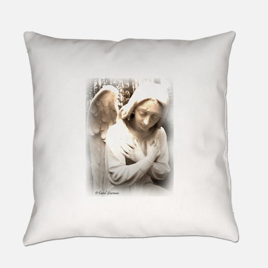 Angel Everyday Pillow