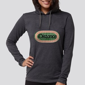 i distance track and field Long Sleeve T-Shirt