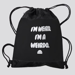 Riverdale Jughead Weirdo Drawstring Bag