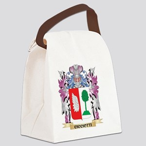 Cicciotti Coat of Arms (Family Cr Canvas Lunch Bag