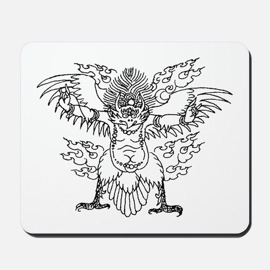 Garuda Mousepad