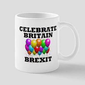 Celebrate Britain Brexit Mugs