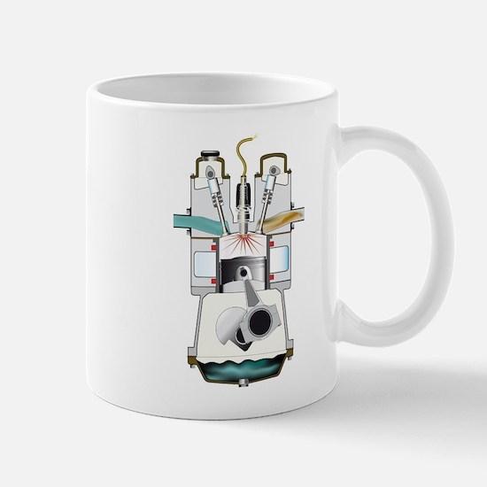 Ignition Stroke Mugs