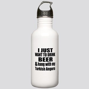 Hang With My Turkish A Stainless Water Bottle 1.0L