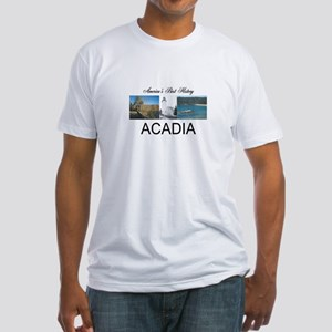 ABH Acadia Fitted T-Shirt