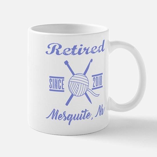 Retired: Mesquite Crochet 2018 Mug