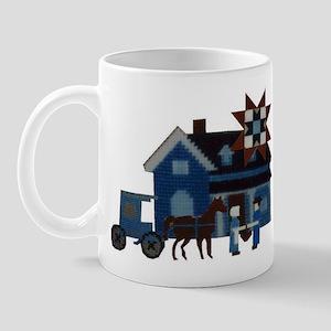 Amish People Mug