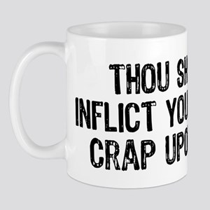 Anti-Religious Mug
