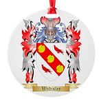 Wadisley Round Ornament