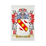 Wadisley Rectangle Magnet (100 pack)