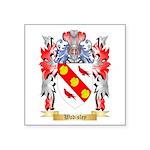 Wadisley Square Sticker 3
