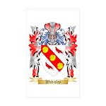 Wadisley Sticker (Rectangle 10 pk)