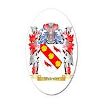Wadesley 20x12 Oval Wall Decal