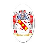 Wadesley 35x21 Oval Wall Decal