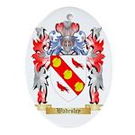 Wadesley Oval Ornament