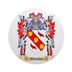 Wadesley Round Ornament
