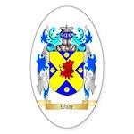 Wade Sticker (Oval 50 pk)