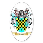 Waddell Sticker (Oval)