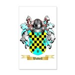 Waddell 35x21 Wall Decal