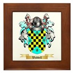 Waddell Framed Tile