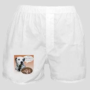 Dalmatian Turkey Boxer Shorts