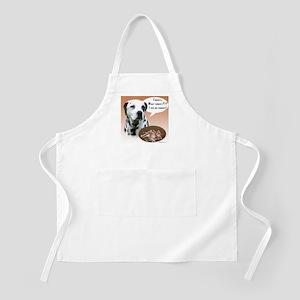 Dalmatian Turkey BBQ Apron