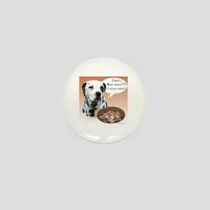 Dalmatian Turkey Mini Button