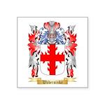 Wabersinke Square Sticker 3