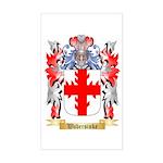 Wabersinke Sticker (Rectangle)