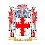 Wabersinke Small Poster